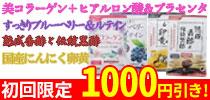 初回限定1000円引き