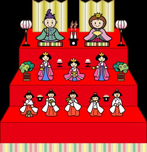 170306_つぶやき_平田家の雛祭り