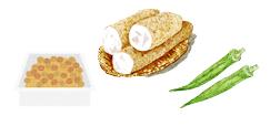 コンドロイチンを含む食べ物