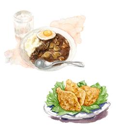うこんを食事で摂る方法